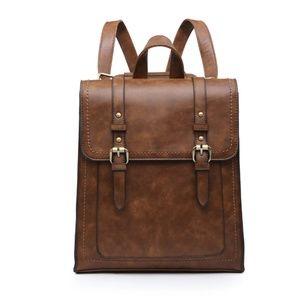 Convertible Structured Backpack